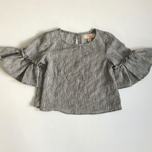 Girls's 2T GB Bell Sleeve Shirt